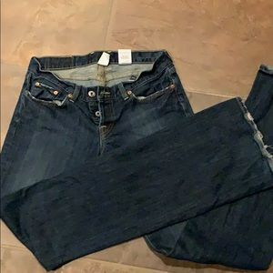 Lucky brand Lil Maggie jean 10/30. Very nice!
